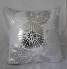 Velvet Floral Square Decorative Cushions & Pillows