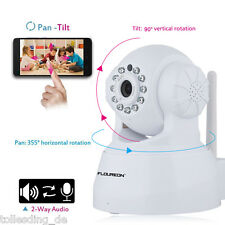 Wireless WiFi HD 720P IP Network CCTV Security Camera Baby Webcam P2P IR Night V