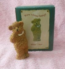 Boyds Collection 2005 Warm Hearted Bears William T. Bear #229004