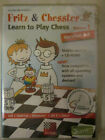 AQ FRITZ & CHESSTER LEARN TO PLAY CHESS AND VOLUME 1 PC CD QUINTO NEW v 3.0