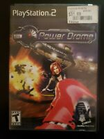 Powerdrome Sony PlayStation 2 WITH CASE & INSTRUCTION MANUAL BUY 2 GET 1 FREE