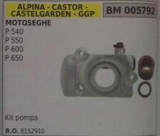 BOMBA DE ACEITE MOTOSIERRA ALPINA CASTOR CASTELGARDEN P540 P550 P600 P650