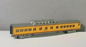 "Kato Union Pacific ""Columbine"" Dome Coach car  sleeper N Scale"