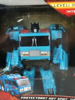 Transformers Generations Protectobot Hot Spot Vehicle Hasbro 2010 Aus Seller