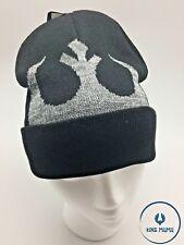 Disney Star Wars Rebel Alliance Watchman Beanie Hat Cap