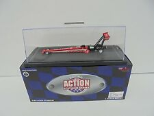 Gary Scelzi Winston 1997 Top Fuel Rail Dragster 1/64 Action Diecast Collectible