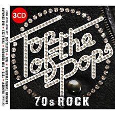 Top of The Pops 70s Rock 3 CD Set 2017