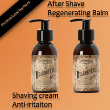 Professional Barber Men Grooming Shaving Cream & After shave