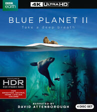 Blue Planet II [New 4K UHD Blu-ray] With Blu-Ray, 4K Mastering, Digital Copy