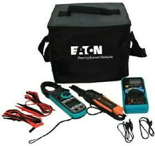 Kyoritsu ELECTRICAL TEST KIT Multimeter, Clamp Meter, Voltage Tester, Soft Pouch