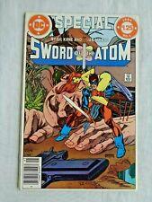 Sword Of The Atom Special No. 1 DC Comics 1984 Gil Kane 1st Printing VF/NM (9.0)