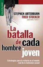 Every Young Men's Battle=la Batalla de Cada Hombre Joven (2016, Paperback)