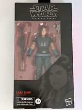 Star Wars The Black Series Cara Dune MINT Toy 6 inch Scale The Mandalorian