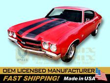 1970 1971 1972 Chevrolet Chevelle SS Super Sport Stencil & Stripes Kit