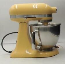 NEW KitchenAid KSM3316PBF 3.5-Qt Artisan Stand Mixer, Orange Sorbet $479.99