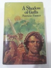 A SHADOW OF GULLS, Patricia Finney, 1st U.S. edition, 1977