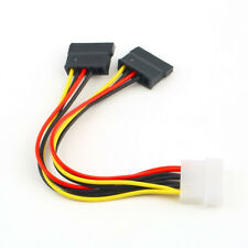CONVERTITORE adapter SATA IDE SDOPPIATORE converter disponibile 15 PIN 4 PIN gl