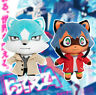 Anime BNA Cosplay Plush Doll Cute Kagemori Michiru Ogami Shirou Plush Doll Toy