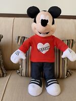 "Disney 23"" Mickey Mouse Door Porch Greeter Heart Breaker Valentines RARE!!"