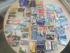 über 1000Stk. Telefonkarten Ausland