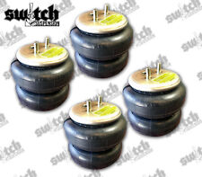 Firestone Air Bag 2500 Lbs Ride Rite Air Spring With 3/8 Port Sold As Set of 4