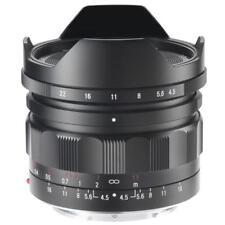 Voigtlander Super Wide-Heliar 15mm f/4.5 Lens, Black, for Sony E-Mount Cameras