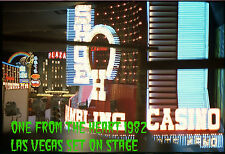 ONE FROM THE HEART 1982 On-Set 4x6 Photos--Vegas On Stage! Set of 7!! Coppola!