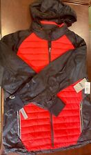 Women Duck Down Ultralight Winter Jacket Warm Puffer Hoodie Coat Packable OASICS