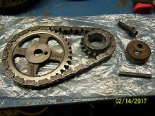 Engine Timing Camshaft and Crankshaft Sprocket with Chain Set New S348 S349
