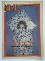 NME 14 March 1981 PIL Heaven 17 Dead or Alive Stray Cats