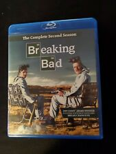 Breaking Bad, The Complete Second Season, Blu-ray, Lot D1.