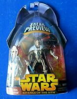 STAR WARS REVENGE OF THE SITH General Grievous ACTION FIGURE 2005 HASBRO ~ NEW