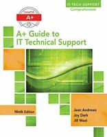 Lab Manual for Andrews' A+ Guide to IT Technical Support, 9t... by Andrews, Jean