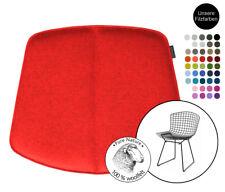 Sedia moderna edizione per Bertoia Side Chair in 100% LANA