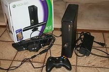 rM- ELECTRONICS XBOX 360 WITH KINECT NO GAME BUNDLED WITH CONTROLLER SEE PICS