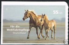 2635  ** BRD 2007, selbstklebend a. MH 69 Pferde