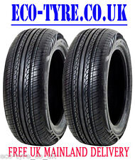 2X tyres 195 65 R15 91V Hifly HF201 New Quality Tyres  M+S