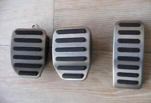 VW Passat B5 3B 3BG pedal caps pedal set V6 W8 covers caps OEM