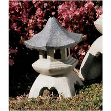 Asian Japanese Temple Pagoda Medium Garden Statue