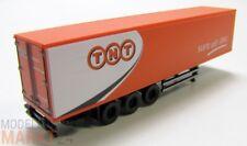 FLEISCHMANN Ladegut LKW Sattelschlepper-Auflieger orange TNT Spur N 1:160 - NEU
