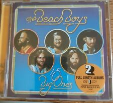 The Beach Boys - 15 Big Ones / Love You - Twofer - 2 LP's on one CD from 2000