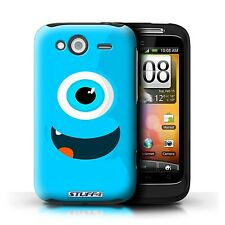 Stuff 4 Case/Case/Back Cover for HTC Wildfire s/g13/Monster