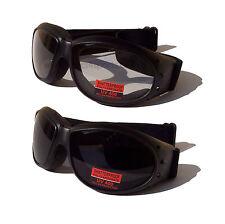 NEW- PEERSER Skydiving Parachuting Protective Goggles |100% UV400 Anti-Fog Lens