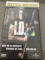 I.D. (DVD, 2006, 2-Disc Set) New & Sealed - Available @ Retro Room 1982