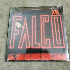 "Falco - Emotional, 12"" 33 rpm Vinyl LP, SIRE October 16, 1986 USA, Sealed"