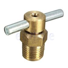 1/4'' NPT Petcock Water Drain Valve For Air Compressor Tank Replacement Part HM