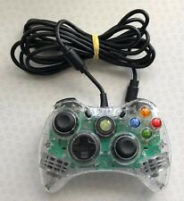 PDP Afterglow AX.1 Green LEDs USB Wired CONTROLLER / Gamepad for Xbox 360 VGC