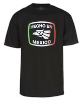 Hecho En Mexico Black T Shirt
