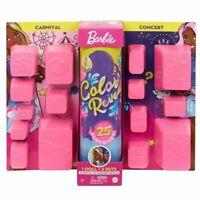 Barbie Color Reveal Carnival Concert Ultimate Surprise Doll 25 surprises-2 pet M