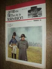 AMIS DU FILM 173 (10/70) LEE VAN CLEEF HALLYDAY POLANSKI LECLERC ROD STEIGER